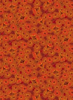 UTAS flowering gum red